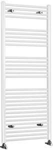 Bristan Heating Capri Electric Bathroom Radiator (White). 600x1000mm.