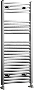Bristan Heating Hellini Bathroom Radiator (Chrome). 400x600mm.