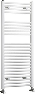 Bristan Heating Hellini Bathroom Radiator (White). 500x1750mm.