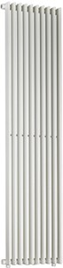 Bristan Heating Tulipa Bathroom Radiator (White). 450x1800mm.