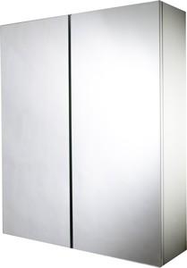 mirror bathroom cabinet with 2 doors 530x640x155mm