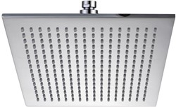 Hydra Showers Large Square Shower Head (305x305mm).