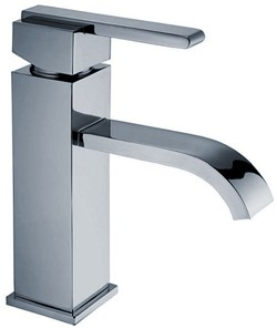 Hydra Norton Basin Tap & Waste (Chrome).