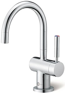 InSinkErator Hot Water Steaming Hot Filtered Kitchen Tap (Chrome).