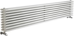 Crown Radiators Cypress  5036 BTU Radiator (White). 1800x315mm.