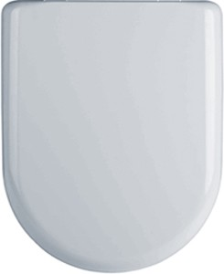 Crown Luxury D-Shape Soft Close Toilet Seat.