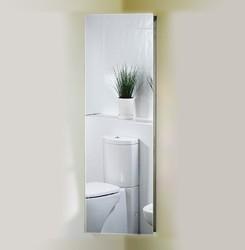 Corner Mirror Bathroom Cabinet 380x1200x200mm Roma Cabinets Roma Cab5 Truerooms Com