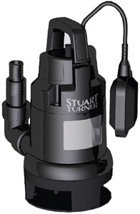 Stuart Turner Supervort 240A Submersible Pump With Float Switch.