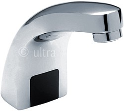 Ultra Water Saving Electronic Basin Sensor Tap (Battery Or Mains Powered).