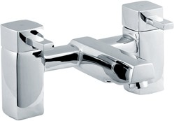 Ultra Muse Bath Filler Tap (Chrome).