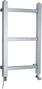 Hudson Reed Radiators Eton Electric Radiator (Chrome). 400x700mm.