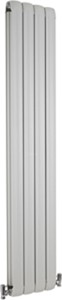 Hudson Reed Radiators Nirvana Designer Radiator (White). 335x1800mm.