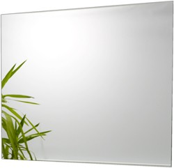 Hudson Reed Sublime Bathroom Mirror.  Size 915x700mm.