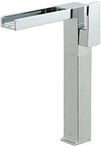 Vado Synergie High Rise Waterfall Basin Tap (Chrome).