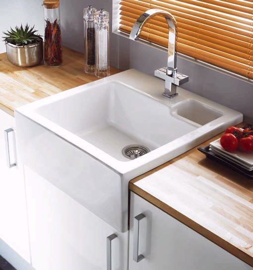 Canterbury 1 5 Bowl Sit In Ceramic Kitchen Sink Astracast