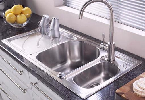 Echo 1 5 Bowl Stainless Steel Kitchen Sink With Left Hand