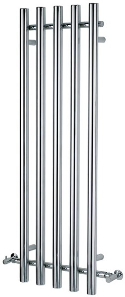 Alto Bathroom Radiator (Chrome). 500x1500mm. additional image