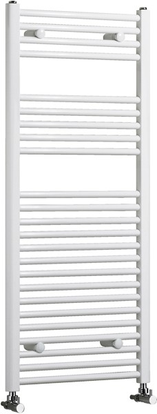 Hellini Bathroom Radiator (White). 500x1750mm. additional image