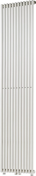 Veronica Bathroom Radiator (White). 636x1800mm. additional image