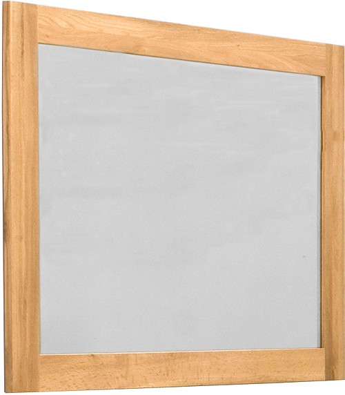 Mirror (Oak Frame). Size 1120x810mm. additional image