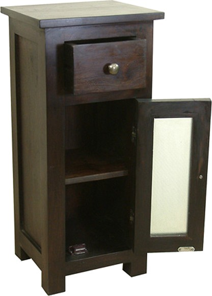 Bathroom Storage Cabinet (Ash). Size 760x350mm. additional image