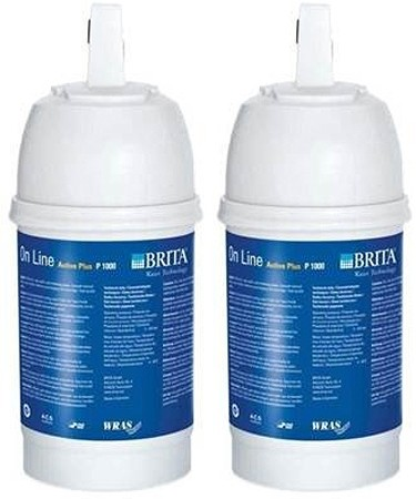 2 x Brita P1000 Filter Cartridge. additional image