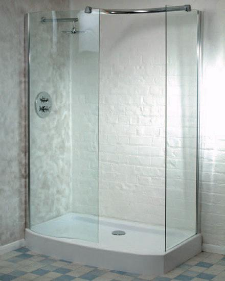 Complete Walk In Shower Enclosure Tab C 94tws Truerooms Com