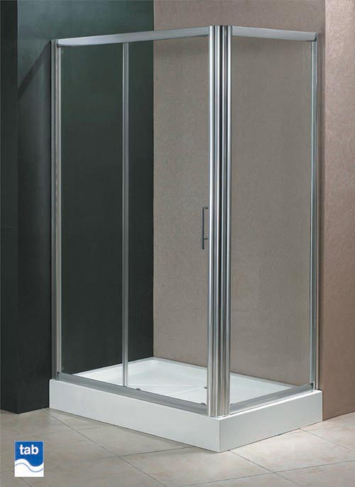 Milano 1200x800 Shower Enclosure Left Right Handed