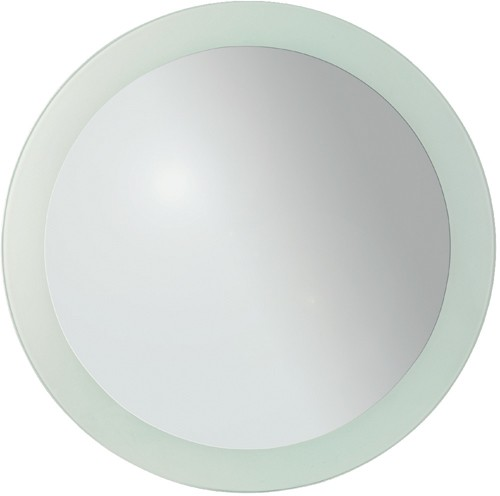 round mirror bathroom cabinet 525x525x105mm croydex cabinets cr