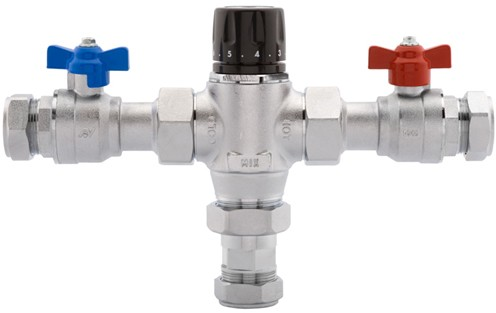 TMV2. 28mm Thermostatic Blending Valve. additional image