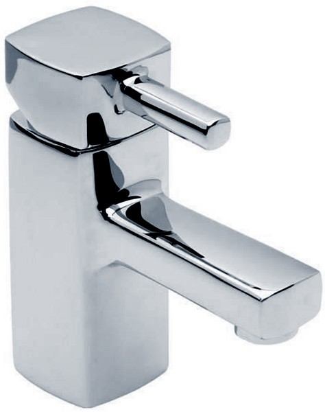 Basin Tap & Waste (Chrome). additional image