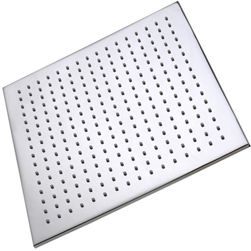 Large Square Shower Head (305x305mm). additional image