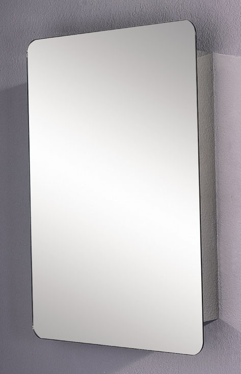 Austin Mirror Bathroom Cabinet Sliding Door 460 860mm Ultra