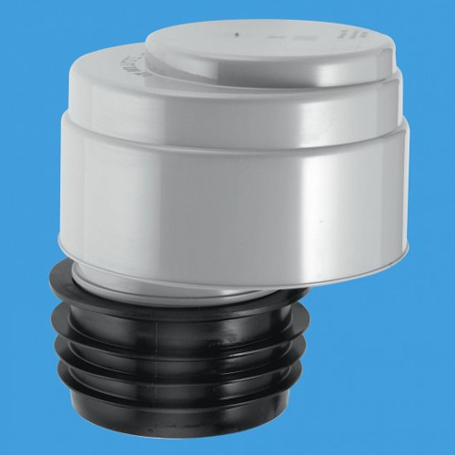 "Air Admittance Valve For 4"" Or 3"" Soil Pipe. additional image"