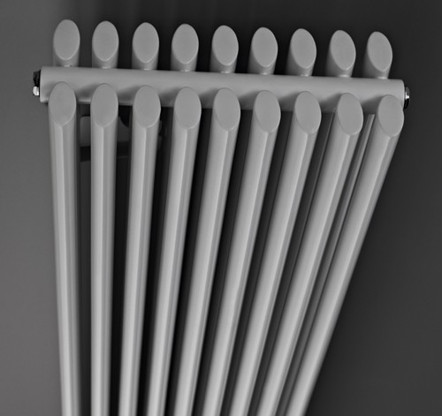 Cypress 5036 BTU Radiator (White). 315x1800mm. additional image