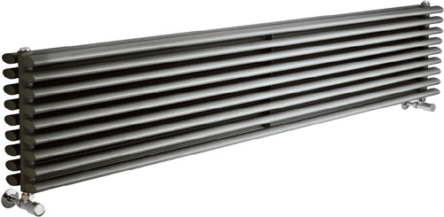 Cypress 5036 BTU Radiator (Anthracite). 1800x315mm. additional image