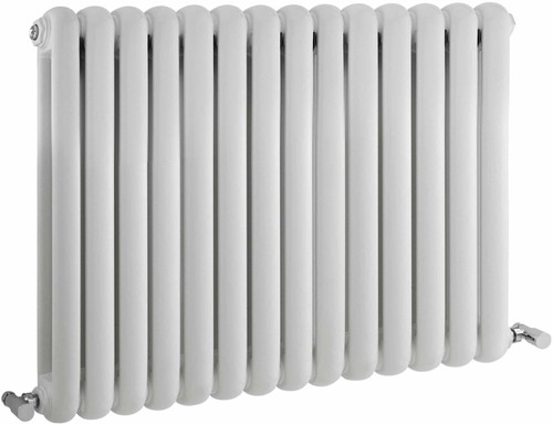 Salvia Double Radiator. 5108 BTU (White). 863x635mm. additional image