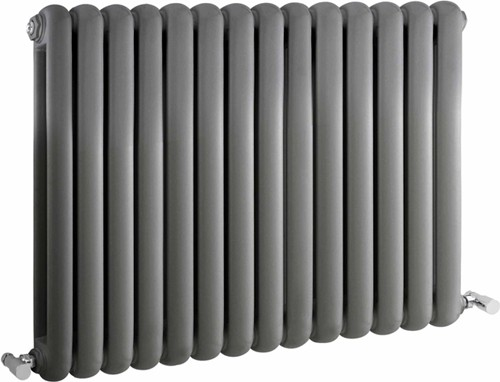Salvia Double Radiator. 5108 BTU (Anthracite). 863x635mm. additional image