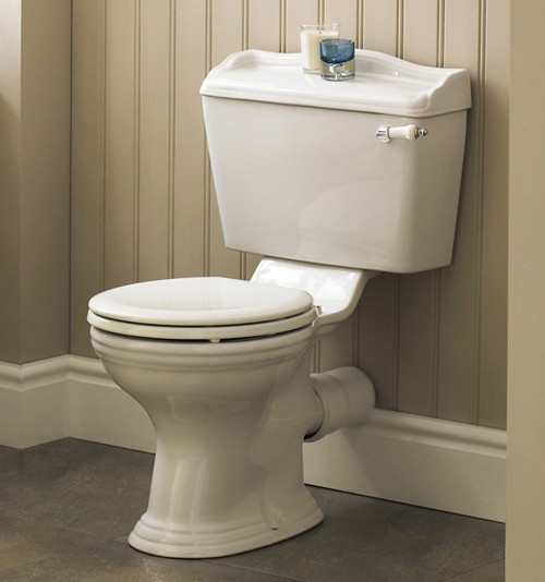 Ryther Toilet With Cistern & Soft Close Seat. additional image
