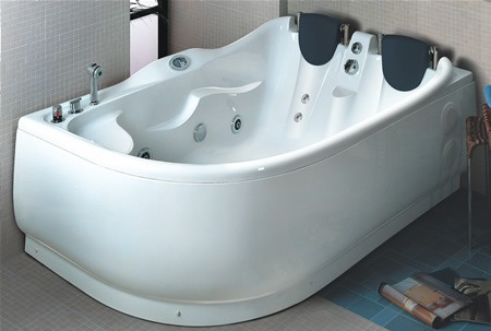 Whirlpool Bath For Two People Left Hand 1800x1200mm