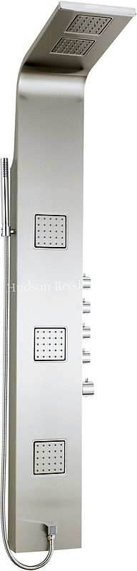 Entice Shower Panel. Thermostatic. additional image