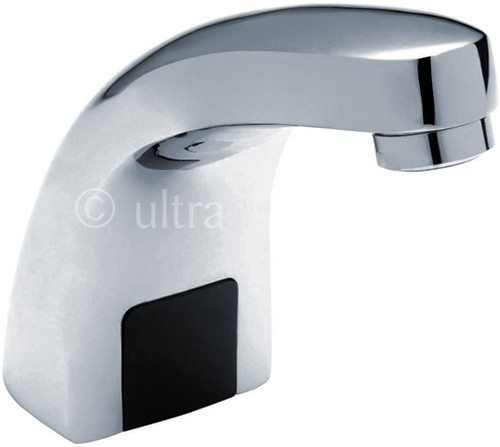 Electronic Basin Sensor Tap (Battery Or Mains Powered). additional image