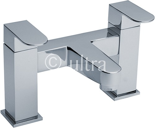 Bath Filler Tap (Chrome). additional image