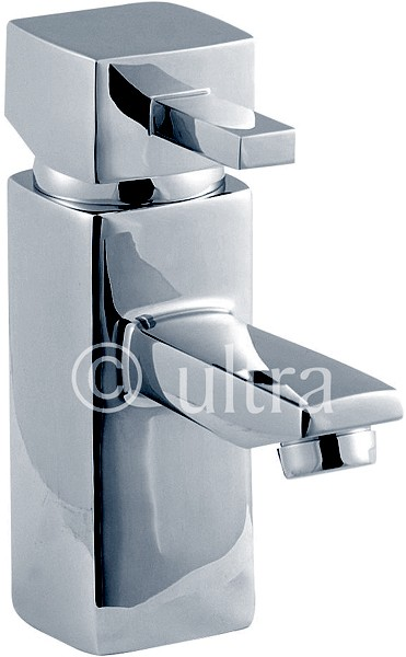 Basin Tap (Chrome). additional image