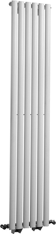 Revive Radiator (White). 354x1800mm. 3030 BTU. additional image