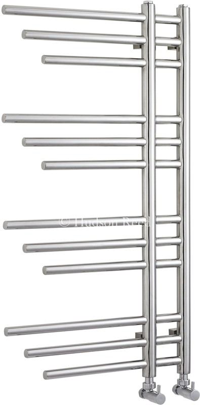 Finesse Designer Radiator (Stainless Steel). 500x900. additional image