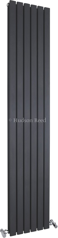 Sloane Double Radiator (Anthracite). 354x1800mm. additional image