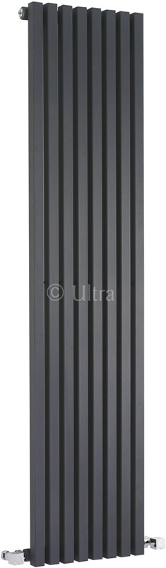 Kenetic Radiator (Anthracite). 360x1500mm. additional image