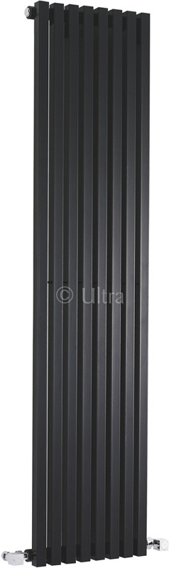 Kenetic Radiator (Black). 360x1500mm. additional image