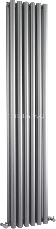 Savy Double Radiator (Silver). 354x1800mm. additional image